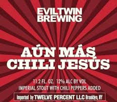 Evil Twin Aun Mas Chilie Jesus, 330ml bottle