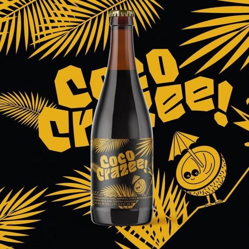 Other Half BA Coco Crazee, 16.9oz bottle