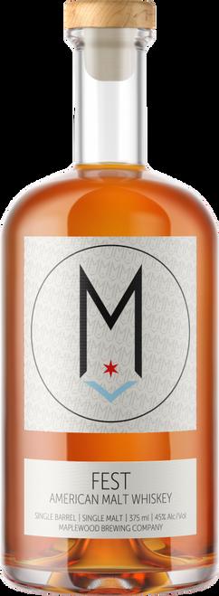 Maplewood Fest Whiskey, 375ml bottle