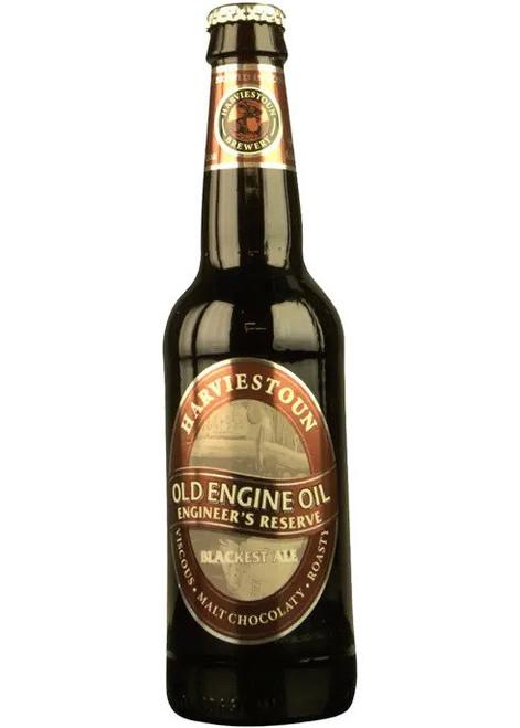 Harviestoun Engineer's Reserve, 11.2oz bottle
