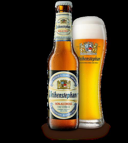 Weihenstephaner Non Alcoholic, 6 pack 12oz bottles