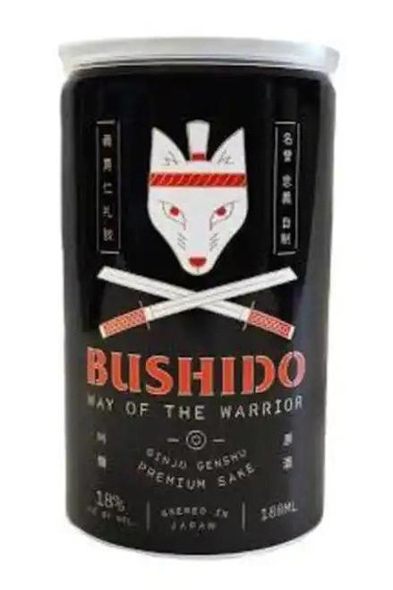 Bushido Sake, each