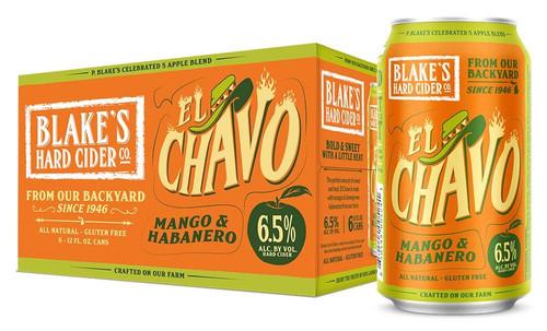 Blake's El Chavo, 6 pack 12oz cans