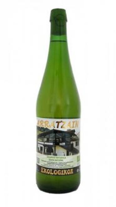 Arratzain Basque Sidra, 750ml bottle