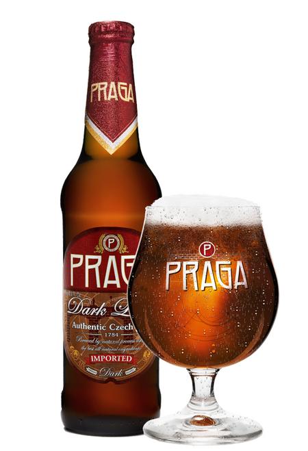 Praga Dark Lager, 6 pack 330ml bottles