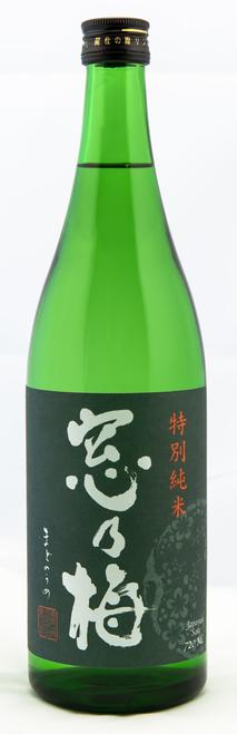 Madonoume Tokubetsu Junmai, 275ml bottle