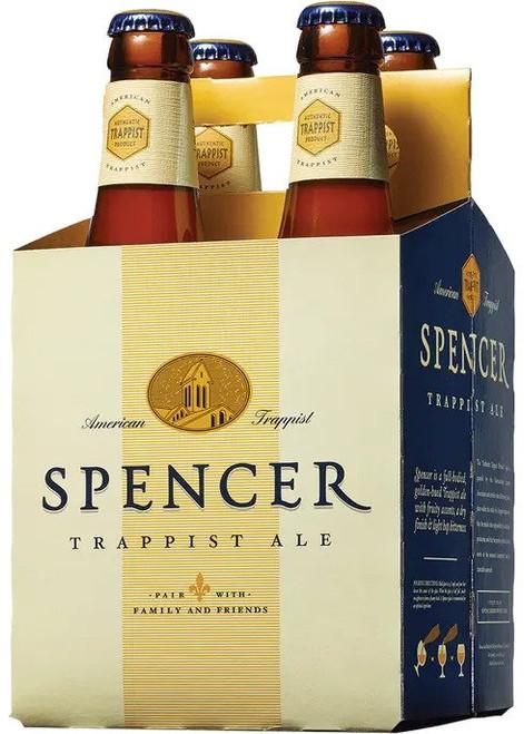 Spencer Trappist 4pk, 4 pack 12oz bottles