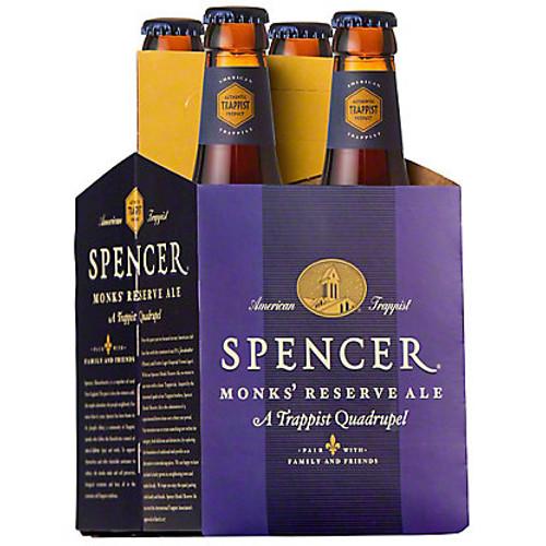 Spencer Monks' Reserve Ale, 4 pack 12oz bottles