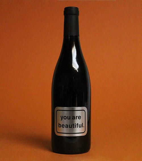 You Are Beautiful Pinot Noir, 750ml bottle