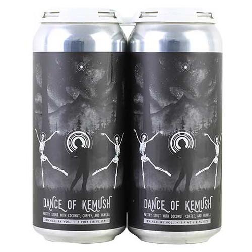 Mason Dance of Kemush, 4 pack 16oz cans