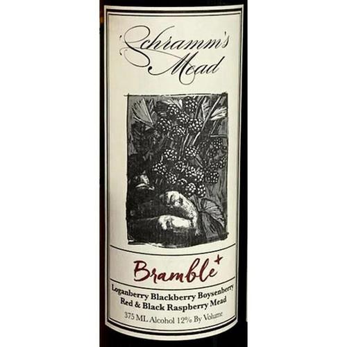Schramm's Bramble+, 375ml bottle