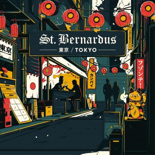 St. Bernardus Tokyo, 4 pack 12oz cans