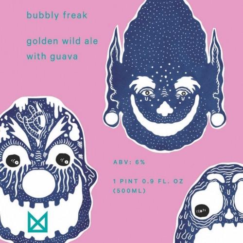 Marz Bubbly Freak, 4 pack 12oz cans