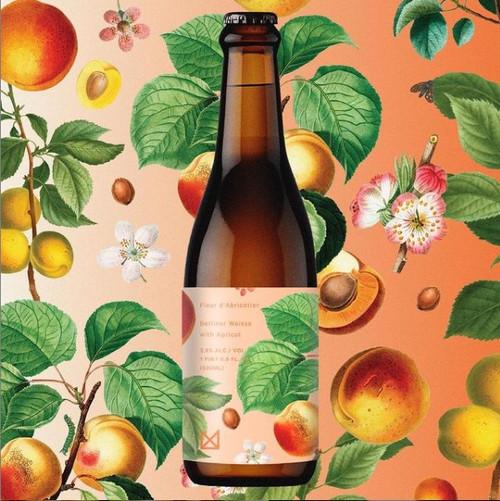 Marz Fleur d'Abricotier, 16.9oz bottle