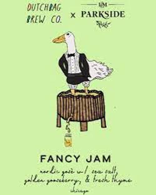 Dutchbag Fancy Jam, 4 pack 16oz cans