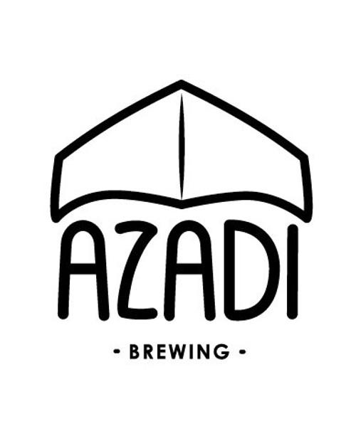 Azadi Summertime Chai, 4 pack 16oz cans
