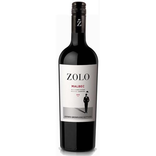 Zolo Malbec, 750ml bottle