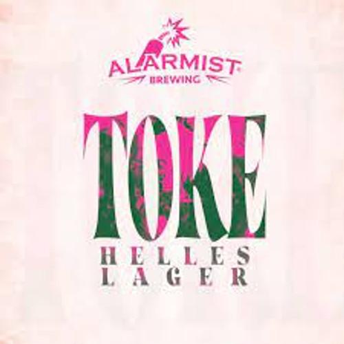 Alarmist Toke, 4 pack 16oz cans