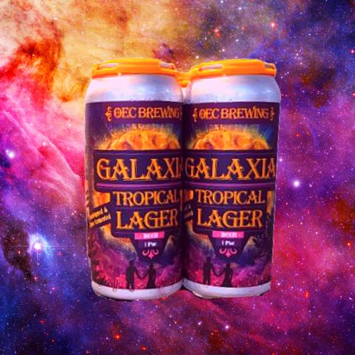 OEC Galaxia, 4 pack 16oz cans