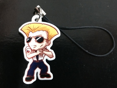 RedCaliburn Charms - Guile