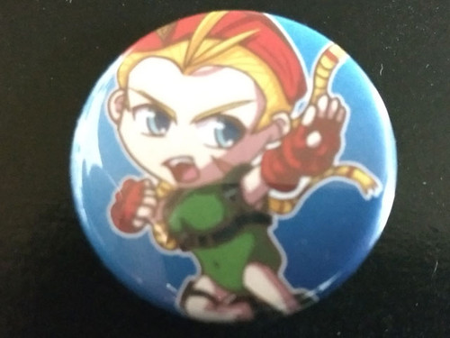 RedCaliburn Pins - Cammy