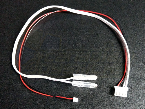 Qanba Crystal 30cm 4-Pin Cable for 24mm LED Button