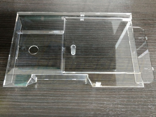 Qanba Dragon Replacement Underside Button Plexiglass