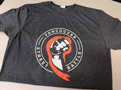 Vancouver Street Battle T-Shirt