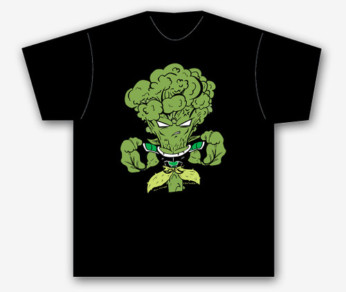 Legendary Super Broccoli Tshirt