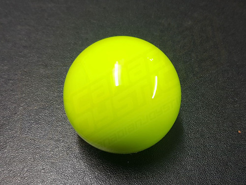 Seimitsu LB-35-Keikou Solid Colour Ball Top - Yellow