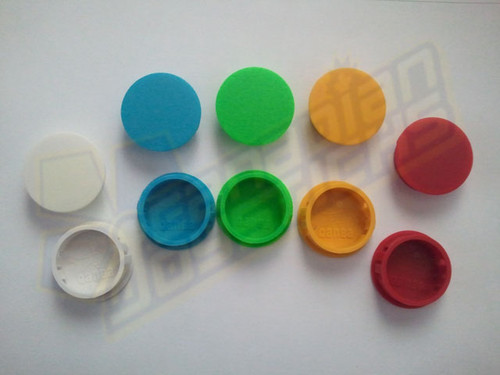 Qanba Colour 30mm Button Cap Hole Plug