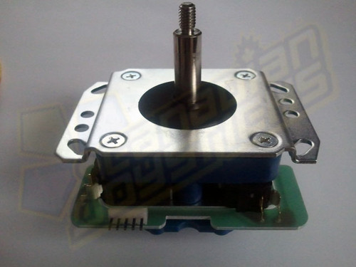 Seimitsu LS-32-02 Joystick With SS Mounting Plate (2017 revision)