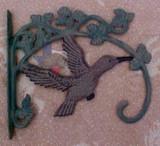 Buy Rustic Hummingbird Plant Hanger
