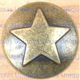 Buy Western Decorative Star Upholstery Tacks