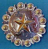 Buy Gold Star-Berry Concho Online Shop