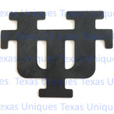 Buy Metal Cut Out Of The Initial U-T Online Store