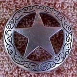Buy Texas Ranger Star Concho Shop