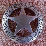 Buy Texas Ranger Star Concho Shop