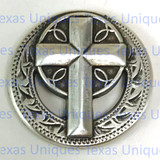 Buy Western Engraved Concho Christian Cross Store