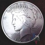Liberty Peace Coin Concho