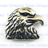 Eagle Head Motorcycle Concho