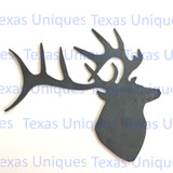 Lodge Metal Art Cut Out Elk