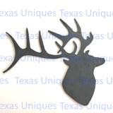 Lodge Metal Art Cut Out Elk
