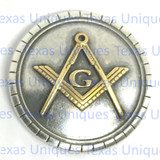 Masonic Fraternal Concho