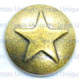Western Decorative Star Upholstery Tacks & Nails (AB)