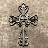 Cast Iron Star Cross