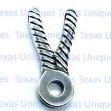 Western Rope Pendant Adapter For Concho