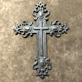 Cast Iron Christian Wall Crosses