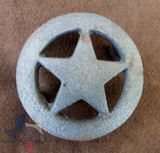 Star Knob or Drawer Pull