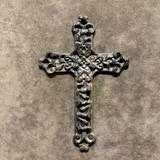 Cast Iron Rustic Wall Crosses